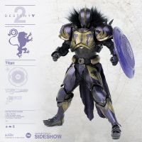 Destiny 2 Titan (Golden Trace Shader) figurine 1:6 ThreeA Toys 904498