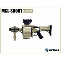 Sélection 1 MGL Short (Desert) Réplique échelle 1:6 ZYTOYS ZY 8020