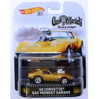 Gas Monkey Garage '68 Corvette Hot Wheels FLD15-4B10