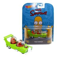 The Simpsons The Homer Hot Wheels DJF41-D718