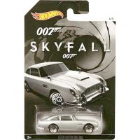 James Bond Skyfall Aston Martin DB5 1963 Hot Wheels DJF45-D718