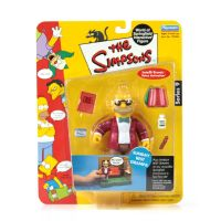 Simpsons Série 9 Sunday Best Grampa figurine Playmates 89200