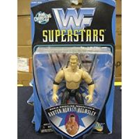 WWF Superstars Hunter Hearst Helmsley figurine Jakks Pacific 80768