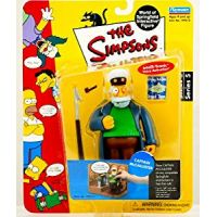 Simpsons Série 5 Captain McCallister figurine Playmates 199211
