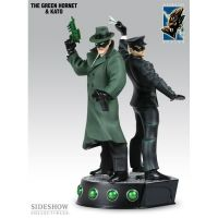 ​The Green Hornet & Kato Statue 1:8 Electric Tiki Design​