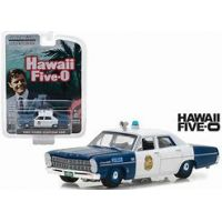 Hawai Five-0 Ford Custom 500 1967 1:64 Greenlight 44800-A