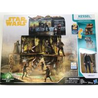 Star Wars Solo: A Star Wars Story Kessel Mine Escape Playset with Han Solo Figure Hasbro
