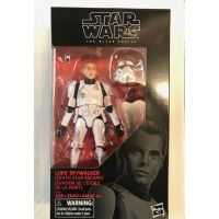 Star Wars The Black Series 6 pouces - Luke Skywalker (Death Star Escape in Stormtrooper Disguise) Exclusif Hasbro