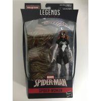 Marvel Legends Spider-Man Molten Man BAF Series - Spider-Woman