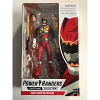 Power Rangers Lightning Collection - Dino Charge Red Ranger Hasbro