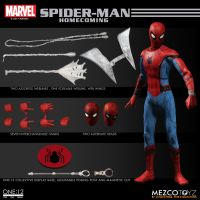 ​One-12 Collective Marvel Spider-Man Homecoming Mezco Toyz