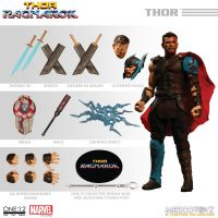 One-12 Collective Marvel Thor Ragnarok Thor Mezco Toyz