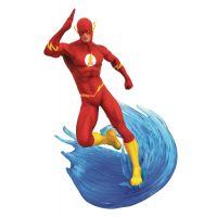 DC Gallery The Flash Comic PVC Diorama 9-inch