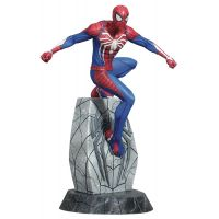 ​​Marvel Gallery Spider-Man PS4 Gamerverse PVC Diorama 10-inch