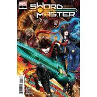 Sword Master #1