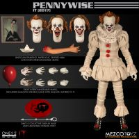 One-12 Collective IT 2017 Pennywise Mezco Toyz