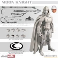 One-12 Collective Marvel Moon Knight Mezco Toyz