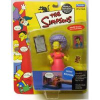 Simpsons Série 4 Patty Bouvier figurine Playmates 199203