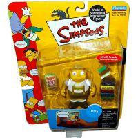 Simpsons Série 8 Uter figure Playmates 199242