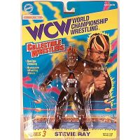 WCW Série 3 Stevie Ray figurine Toymakers 8120