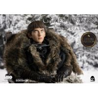 Bran Stark Version de luxe figurine 1:6 Threezero 904883