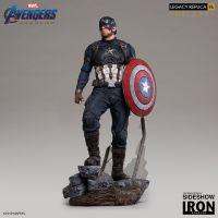 Captain America (Deluxe) Avengers: Endgame statue 1:4 Iron Studios 904749