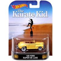 The Karate Kid '48 Ford Super de Luxe Hot Wheels BDT84-0718