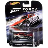 Forza Motorsport '12 Camaro ZL1 Concept 4/5 Hot Wheels DJF52-L718