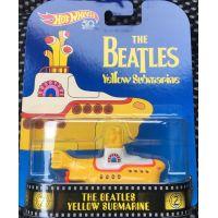 The Beatles Yellow Submarine Hot Wheels FLD07-4B10