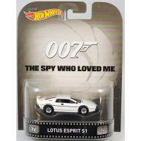 James Bond L'espion qui m'aimait Lotus Esprit S1 Hot Wheels CFR26-D718
