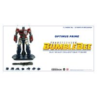 Optimus Prime DLX figurine 11 po ThreeA Toys 904824