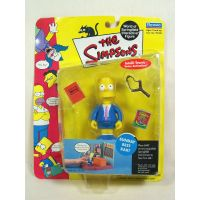 Simpsons Sunday Best Bart figurine Playmates 99191