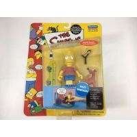 Simpsons Bart Simpson figurine Playmates 99102