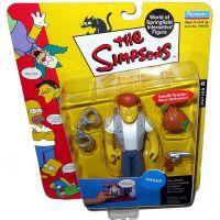 Simpsons Série 6 Snake figurine Playmates Toys 199222