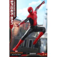 Spider-Man (Upgraded Suit) Spider-Man: Far From Home figurine 1:6 Hot Toys 904867