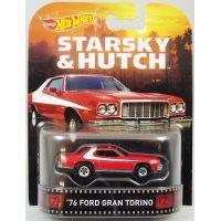 Starsky & Hutch '76 Ford Gran Torino Hot Wheels CFR34-D718