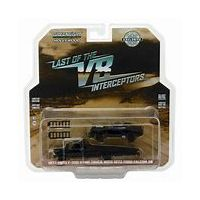 Last of the V8 Interceptors Ford F-350 1972 Remorqueuse avec Ford Falcon XB 1973 1:64 Greenlight 29925
