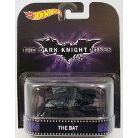 The Bat The Dark Knight Rises Hot Wheels CFR19-D718