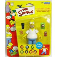 Simpsons Homer Simpson figurine Playmates 99101