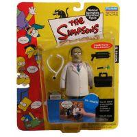 Simpsons Série 6 Dr Hibbert figurine Playmates 199221
