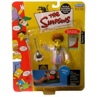 Simpsons Série 9 Disco Stu figurine Playmates Toys 89200