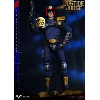 Justice Judge (Stallone) I am the Law 1:6 figure Virtual Toys VM023
