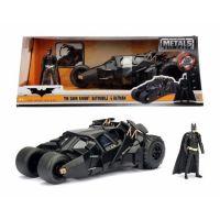 The Dark Knight Batmobile 1:24 Jada 98261