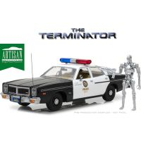Terminator 1977 Dodge Monaco 1:18 Greenlight 19042