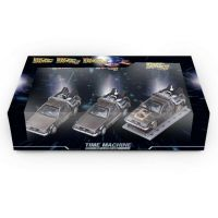 Back to the Future I, II et III (3 voitures) 1:43 Vitesse 24016