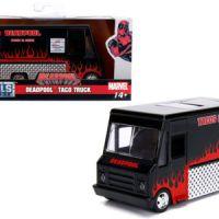 Deadpool Taco Truck 1:43 Jada 30864