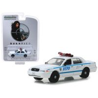 Quantico 2003 Ford Crown Victoria Police Intercepton 1:64 Greenlight 44830-F