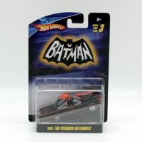 1966 The Penguin Batmobile 1:50 Série 3 Hot Wheels R5385