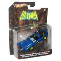 1980s Batmobile 1:50 Hot Wheels X3082
