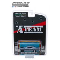 The A-Team 1967 Chevrolet Impala 1:64 Greenlight 44830-D